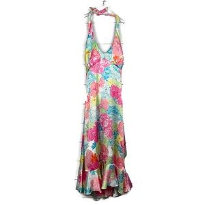 Lily Pulitzer Silk Dress in a Size 6.
